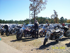 Bikers at CMA Colors Rally