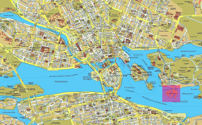 physical map nigerian stockholm