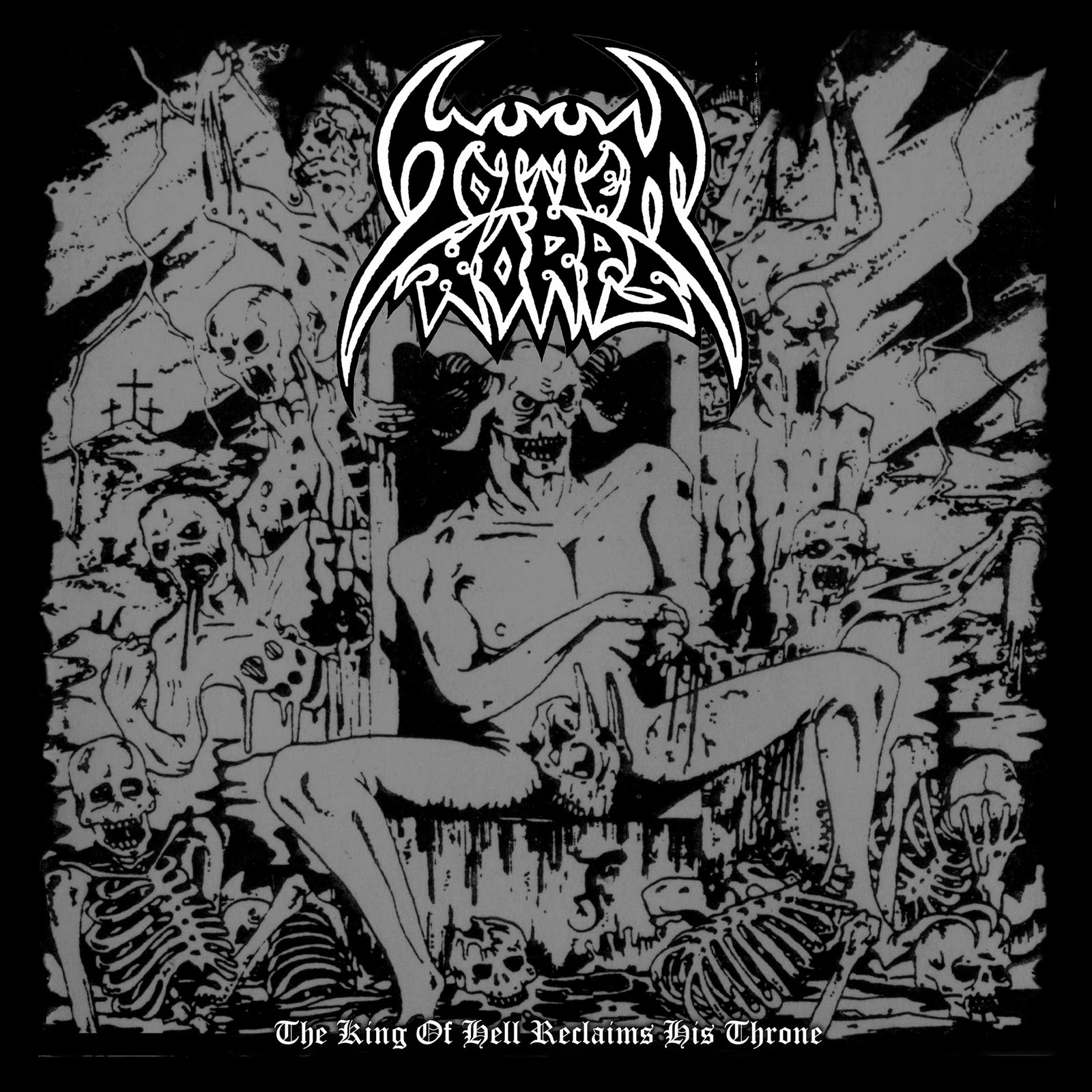 Totten Korps - The King Of Hell Reclaims His Throne