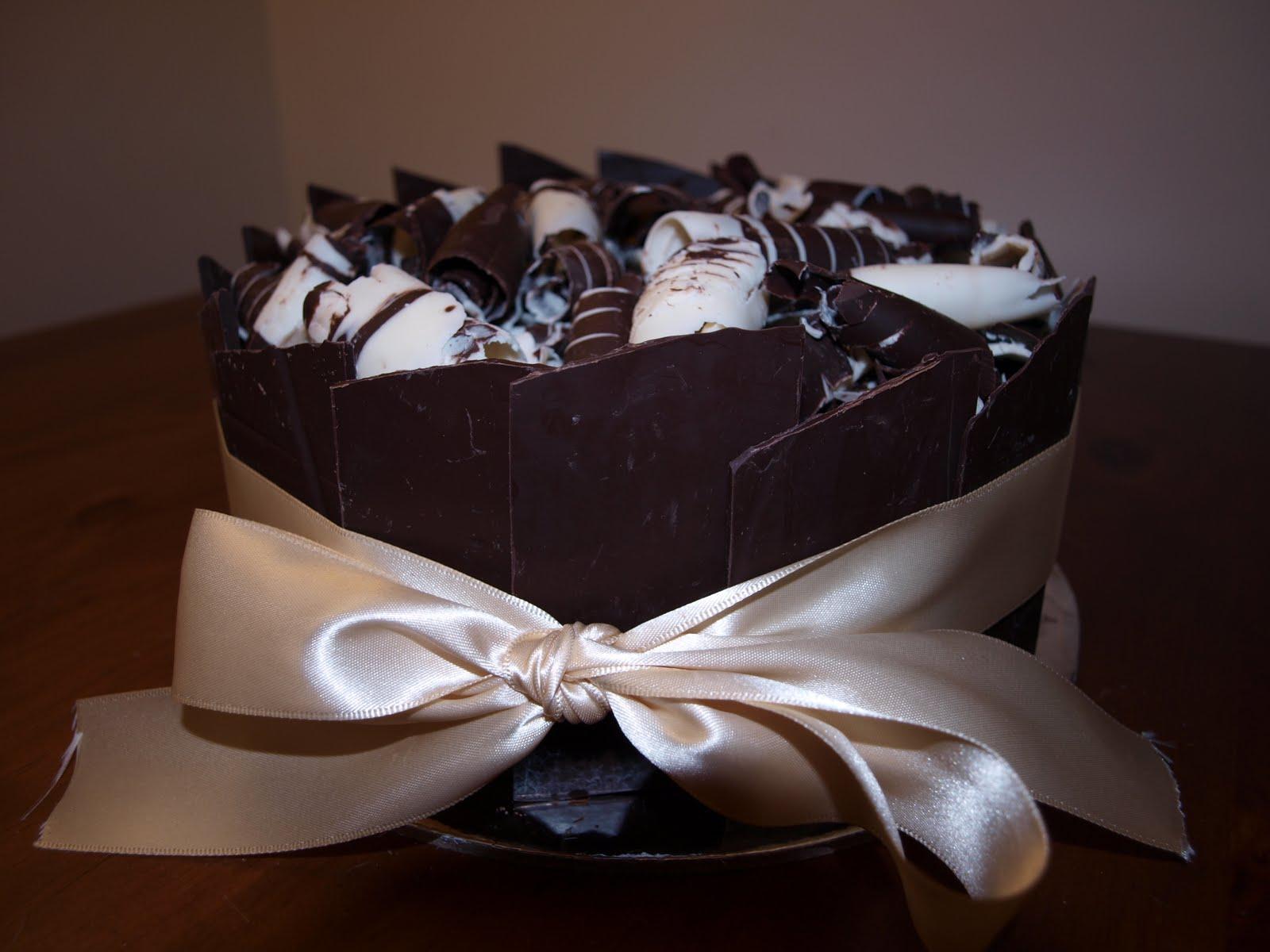 Takes the cake Chocolate fences
