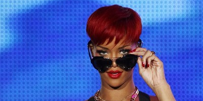 Rihanna sorprendida fumando marihuana