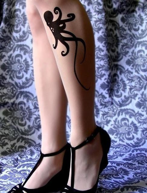 il 430xN106212333 - ''Dövme gibi duran çoraplar''