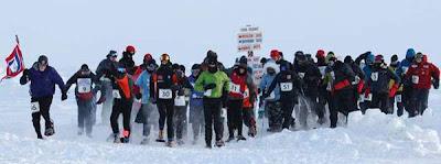 Maratón del Polo Norte