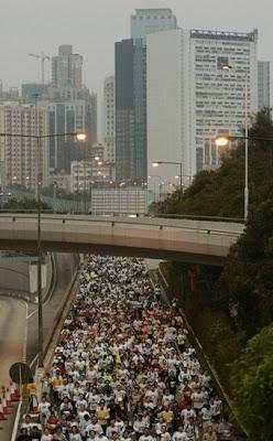 Maratón de Hong Kong