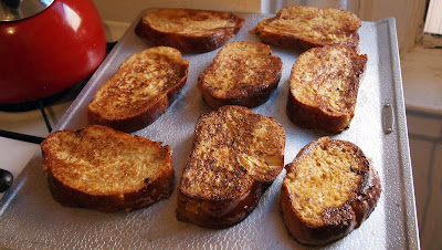 French+Toast+10 slave cookbook: savory french toast
