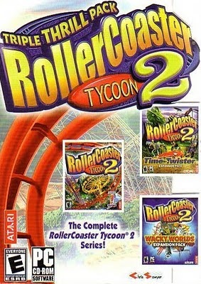 rollercoaster tycoon 2 free download pc