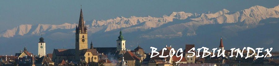 Blog Sibiu Index