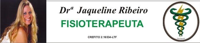 Drª Jaqueline Ribeiro