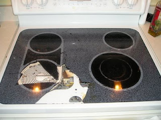 How To Clean A Cook Top | Stove Top Cleaning