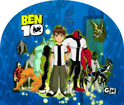 ben 10 cartoon