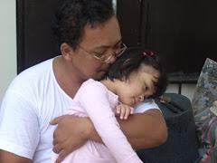 Nadya dan Papa