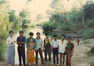 left to right theik htoo hlaing kyathit maung paing killed in action ...