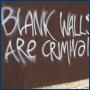 Blank walls are criminal [by Broken Simulacra]