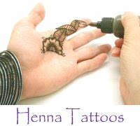 Henna Tattoo Fun