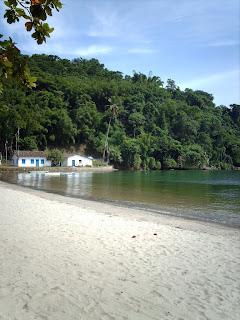 Praia de Paraty - foto por M.Chris.S