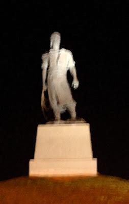 monumento símbolo de Porto Alegre: O Laçador