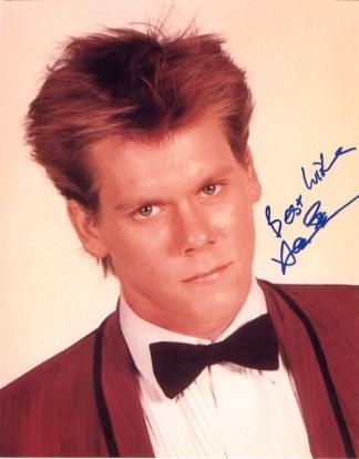 Today I Googled The Paramount Of Kevin Bacon