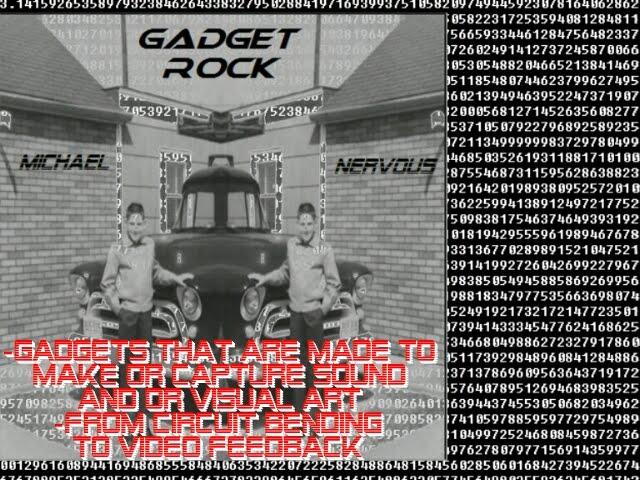 gadget rock
