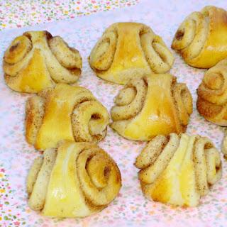 Kanelbullar - Petits pains suédois à la cannelle