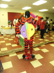 Emanyangkpe masquerade