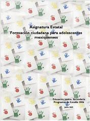 Formación Ciudadana para Adolescentes Mexiquenses, descargalo.
