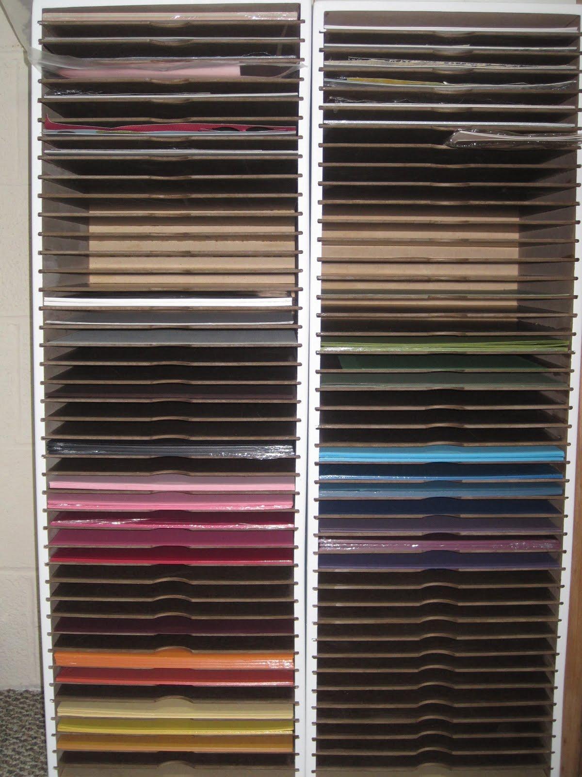 1000 images about craft organization on pinterest scrapbook paper storage paper storage and. Black Bedroom Furniture Sets. Home Design Ideas