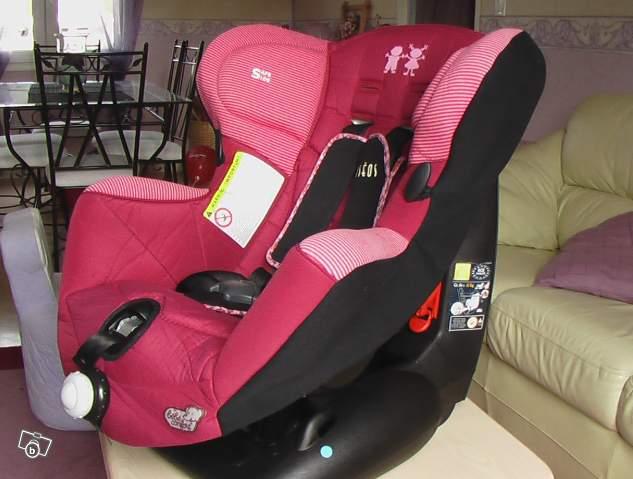le repere des minigonz siege auto groupe 1 iseos bebe. Black Bedroom Furniture Sets. Home Design Ideas