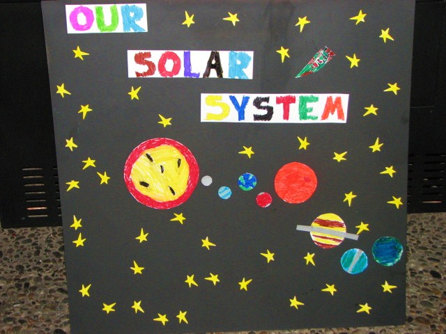 second grade solar system - photo #36