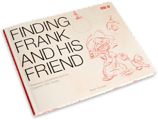 Curio and Co. Curio & Co. www.curioandco.com - Design by Cesare Asaro and Kirstie Shepherd- Finding Frank and his Friend by Clarence Otis Dooley, written by Melvin Goodge