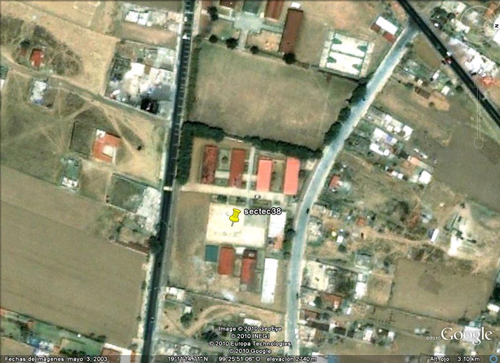 Educaci n y tecnolog a ubicaci n geografica de mi escuela for Mi lote 1 ubicacion