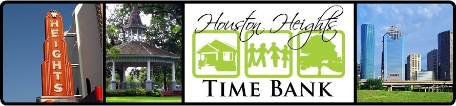 Houston Heights Time Bank