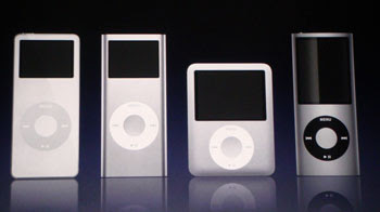 iPod Nano Styles