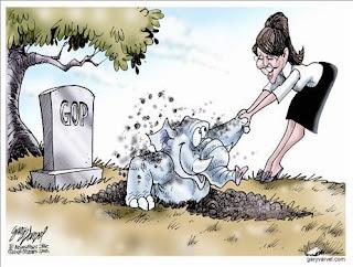 political sarah palin cartoons