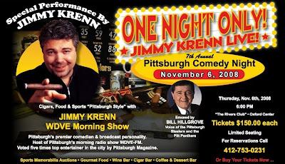 Jimmy krenn Pittsburgh Comedy Night