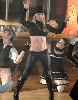 Britney Spears Hot on GMA
