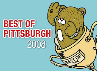 City Paper best of Pittsburgh 2008