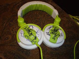 Subjekt Headphones Derrick Kosinski Kenny Santucci Talent Network News