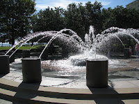 North Fountain, Waterfront Park, Charleston SC
