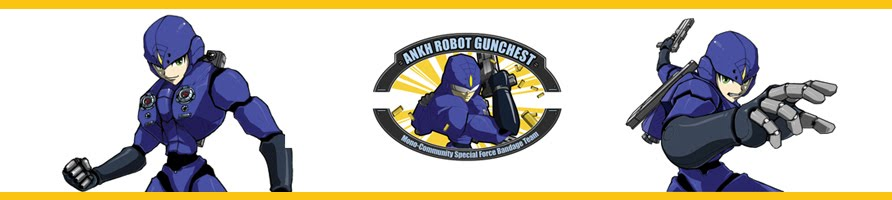 Ankh Robot Gunchest
