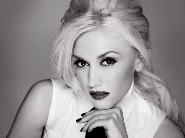 gwen stefani elle magazine 2011. Gwen Stefani Elle US May 2011