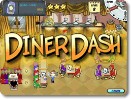 Diner Dash: Downtown Hero