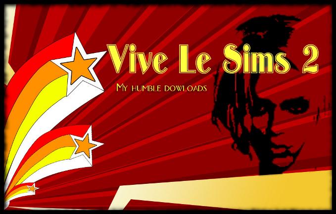 Vive Le Sims 2