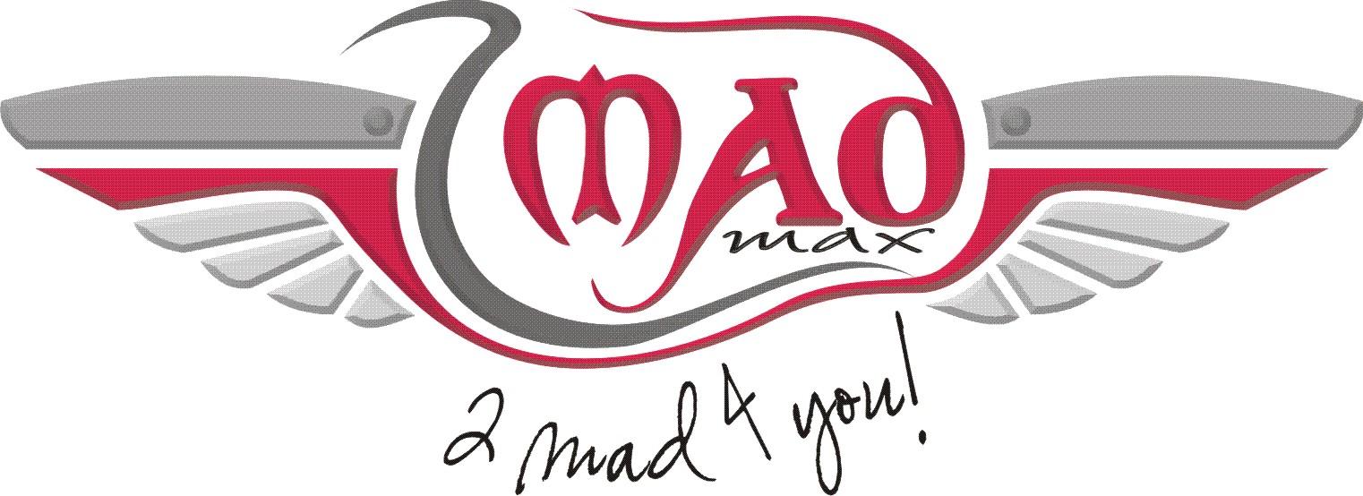 Mad Max Design Logo