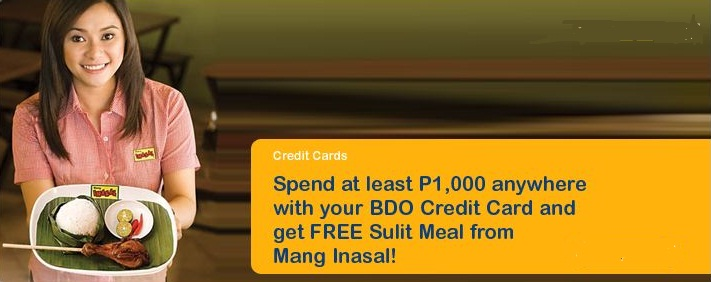 how to pay bdo credit card over the counter