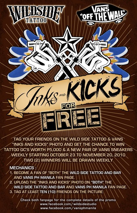 dance shoes tattoo. quot;FREE TATTOO AND SHOES FROM
