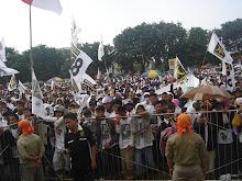 kampanye pks 2009