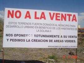 PREDIOS DE DONACION VENDIDOS