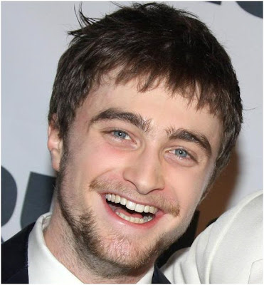 Robert Pattinson As Harry Potter