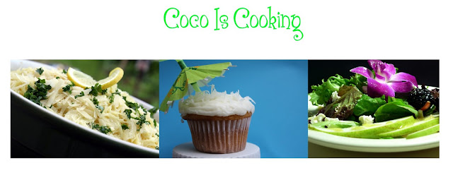 Coco Is Cooking