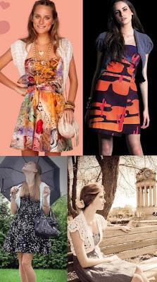 combinação de vestidos taomara que caia com casaquetos